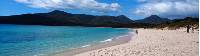 Explore pristine beaches on Tasmania's east coast |  <i>Oscar Bedford</i>