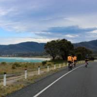 Cycling along the Tasmanian east coast | Oscar Bedford