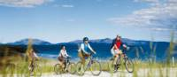 Cycling in Tasmania | Tourism Tasmania, Garry Moore