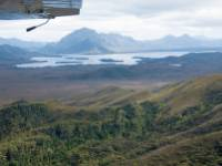 Flying into Melaleuca from Hobart |  <i>Jon Herring</i>