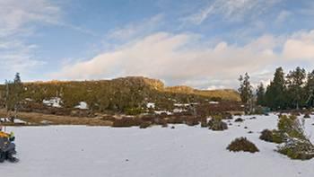 Winter in the World Heritage sub-alpine wilderness | Aran Price