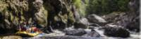 Rafting through the World Heritage wilderness along the Franklin River |  <i>Justin Walker/Outside Media</i>