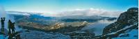 Breathtaking views from the top of Frenchmans Cap |  <i>Aran Price</i>