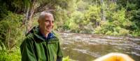 Raft the iconic Franklin River with conservationist Geoff Law | Glenn Walker