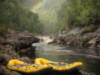 Rainbows and rafts |  <i>Glenn Walker</i>