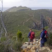 Heading for Cape Hauy | Andrew Bain