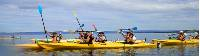 Kayaking in Coles Bay beneath the Hazards |  <i>Ashton Sayer</i>