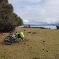 Explore Maria Island at your own pace on a self guided cycling trip | Shelby Pinkerton