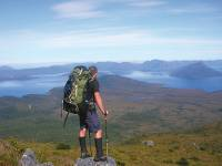 Guide on Mt Anne, Tasmania |  <i>Nick Scharm</i>