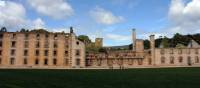 The buildings of Port Arthur are a dramatic part of Australia's history | Courtesy of Port Arthur Historic Site