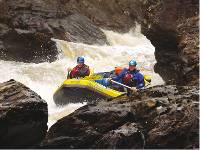 Rafting the Franklin River provide some exciting challenges |  <i>Carl Roe</i>