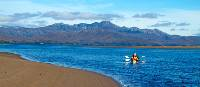 Kayaking near Settlement Point