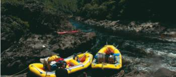Rafting the Franklin River means traversing through some of Tasmania's most pristine wildernes | Ivan Edhouse