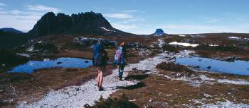 Walking the Overland Track in Tasmania | Jenni Fraser